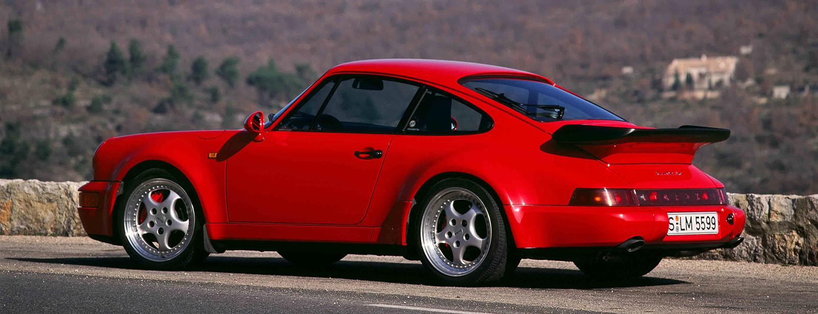 Porsche 964 Turbo Porsche Brazil