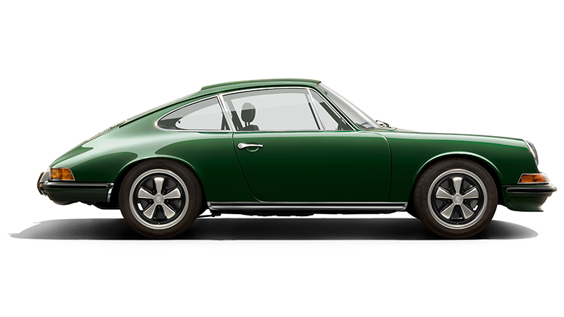 Information About Your Classic Porsche Porsche Classic