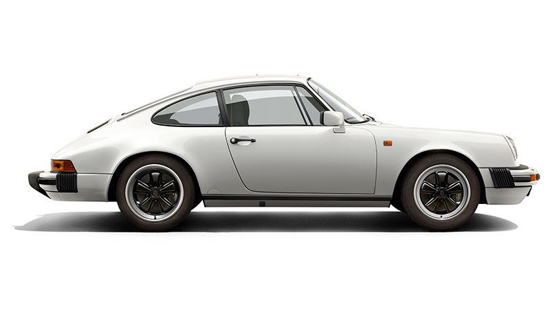Information About Your Classic Porsche Porsche Classic