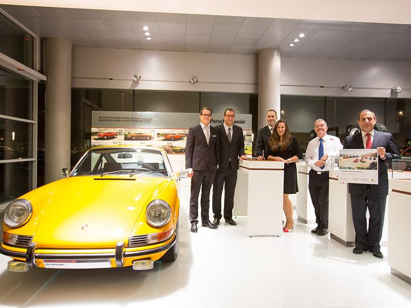 Porsche Classic Partners Porsche Ag