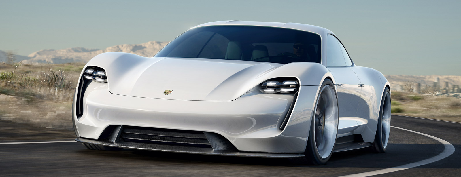 Porsche - Mission E