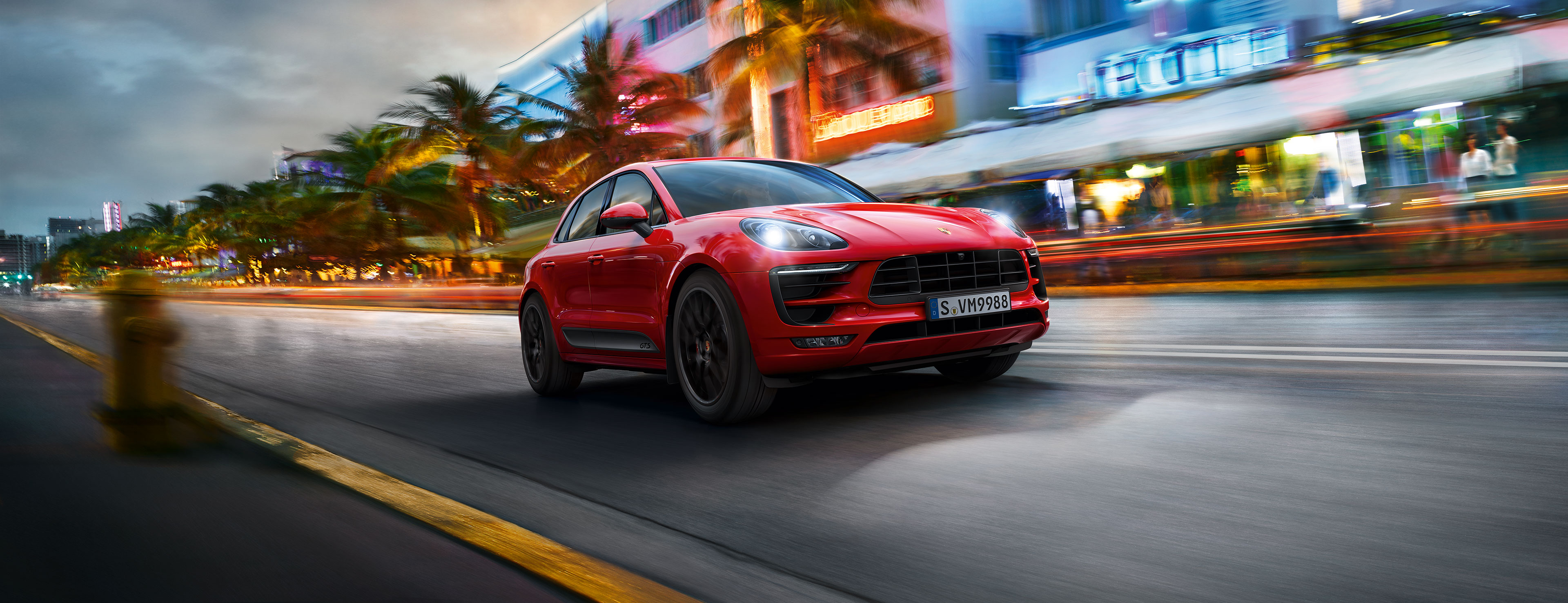 Porsche - Life, intensified. - The new Macan GTS.