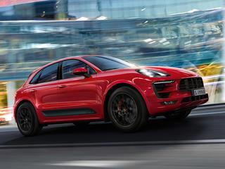 Porsche - Life, intensified. The new Macan GTS.