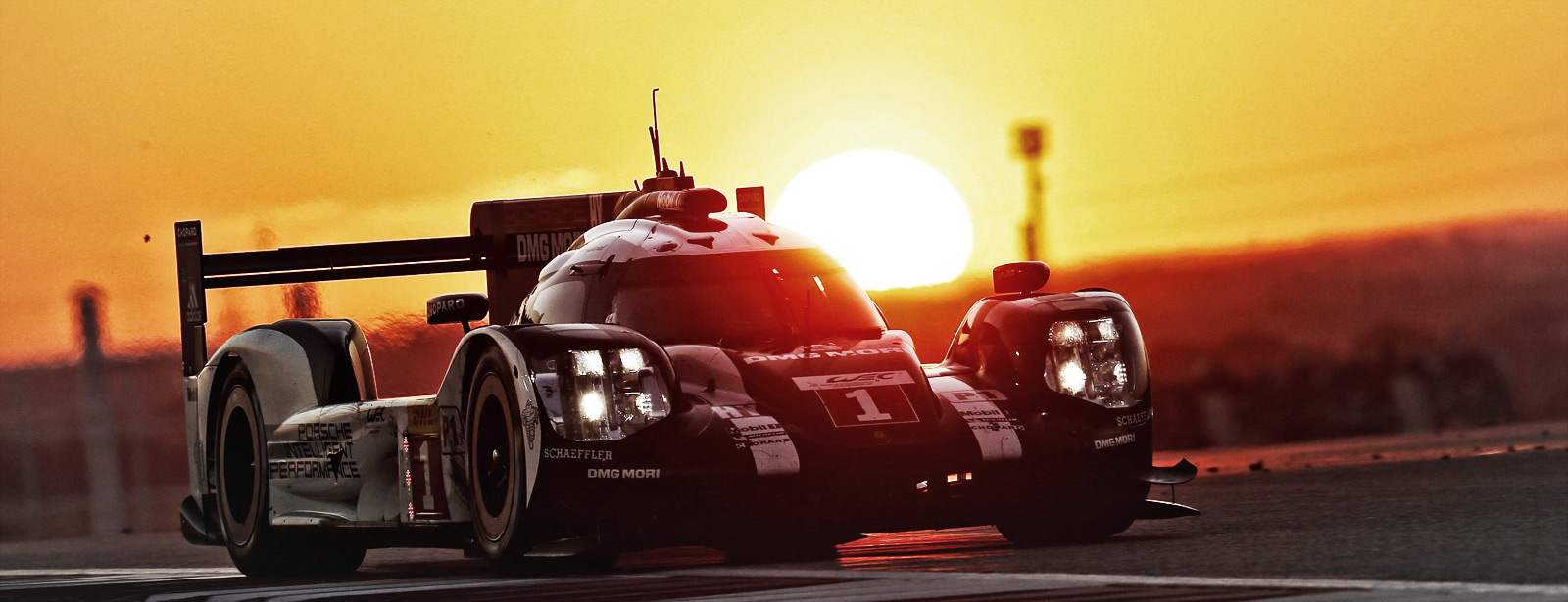 Porsche - 919 Hybrid wins the 6h of Austin. - FIA World Endurance Championship.