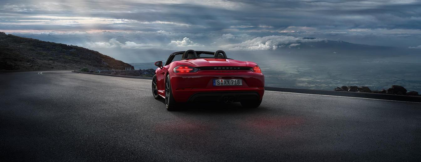 Porsche - Insatiable. - The new 718 GTS models.