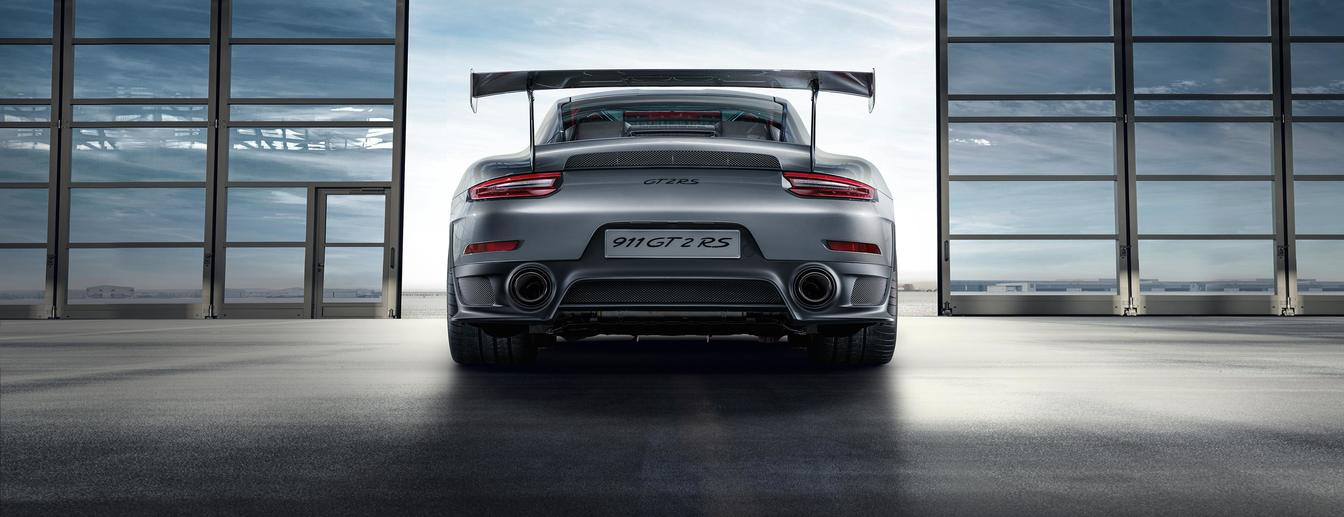 Porsche - Unyielding. - The new 911 GT2 RS.