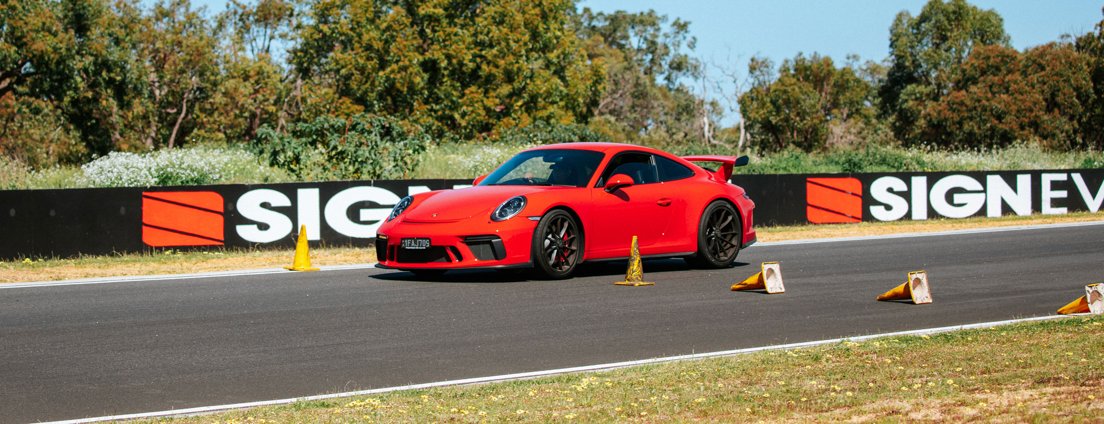 Porsche Advanced Driver Training Porsche Australia