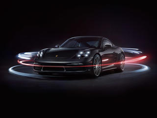 Porsche - Radiant Power. The Porsche lighting systems.