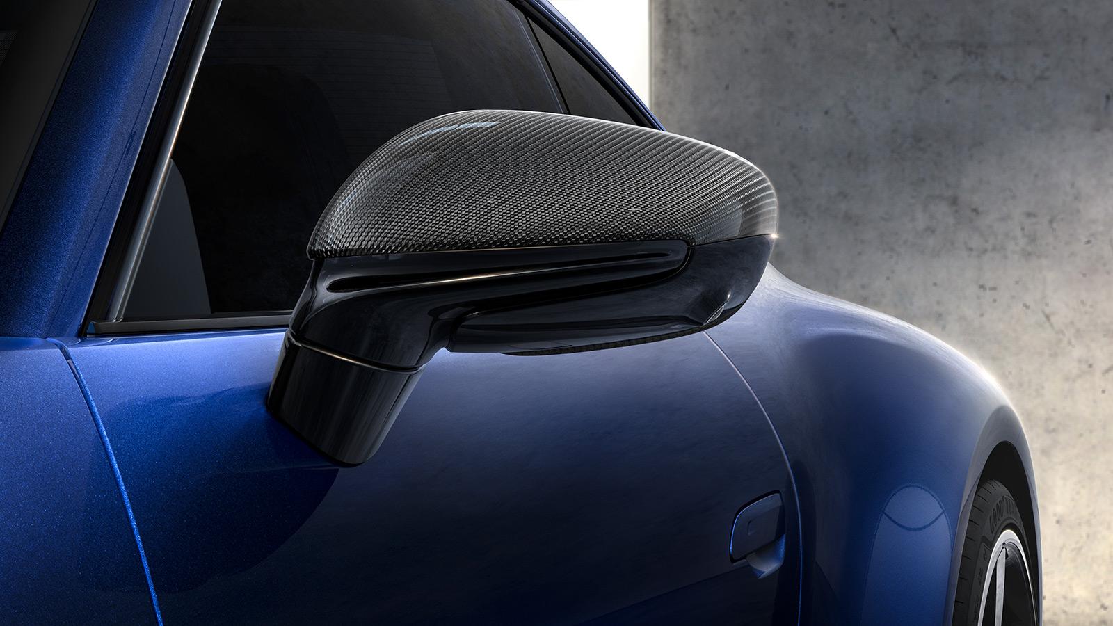 Porsche - Внешний вид и техника: другие опции