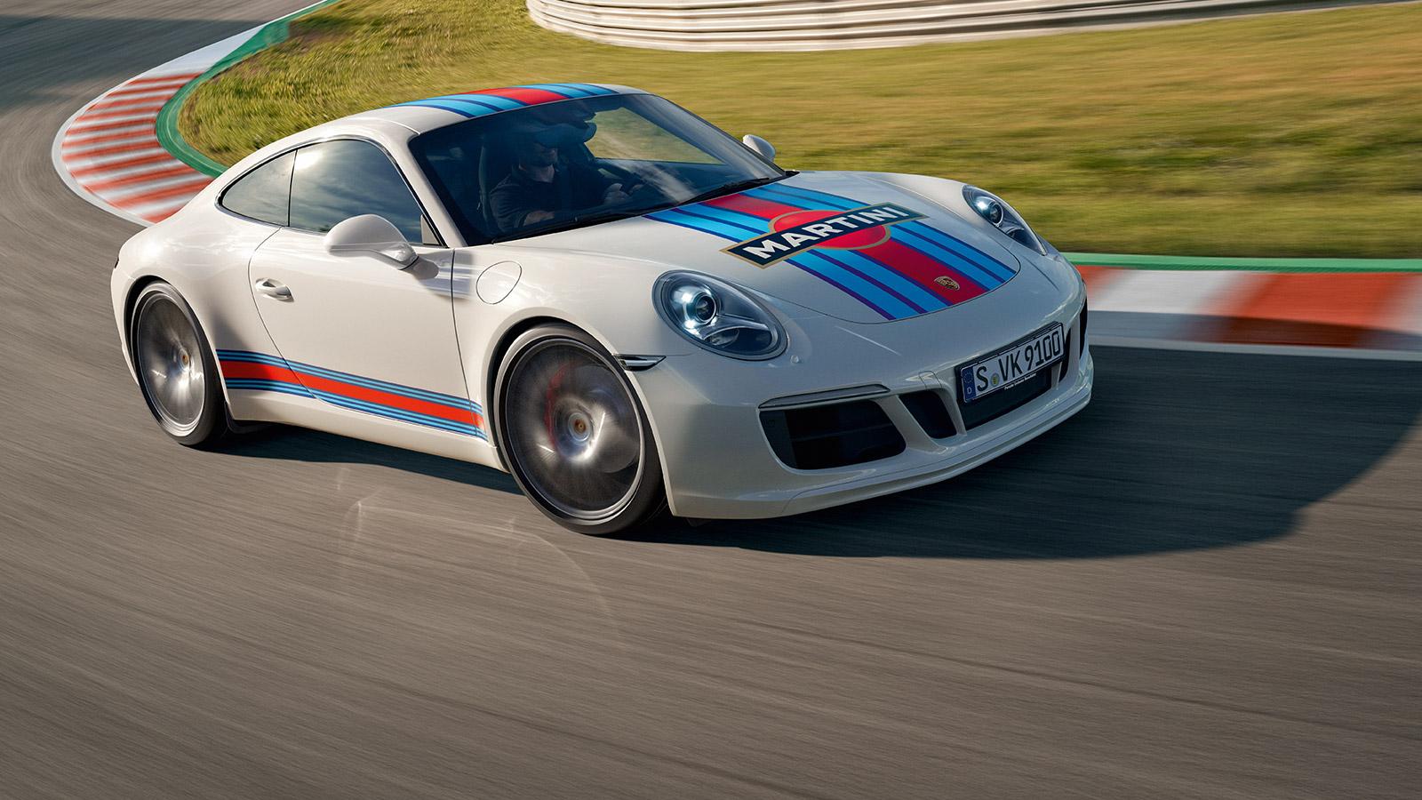 Porsche - Автоспорт
