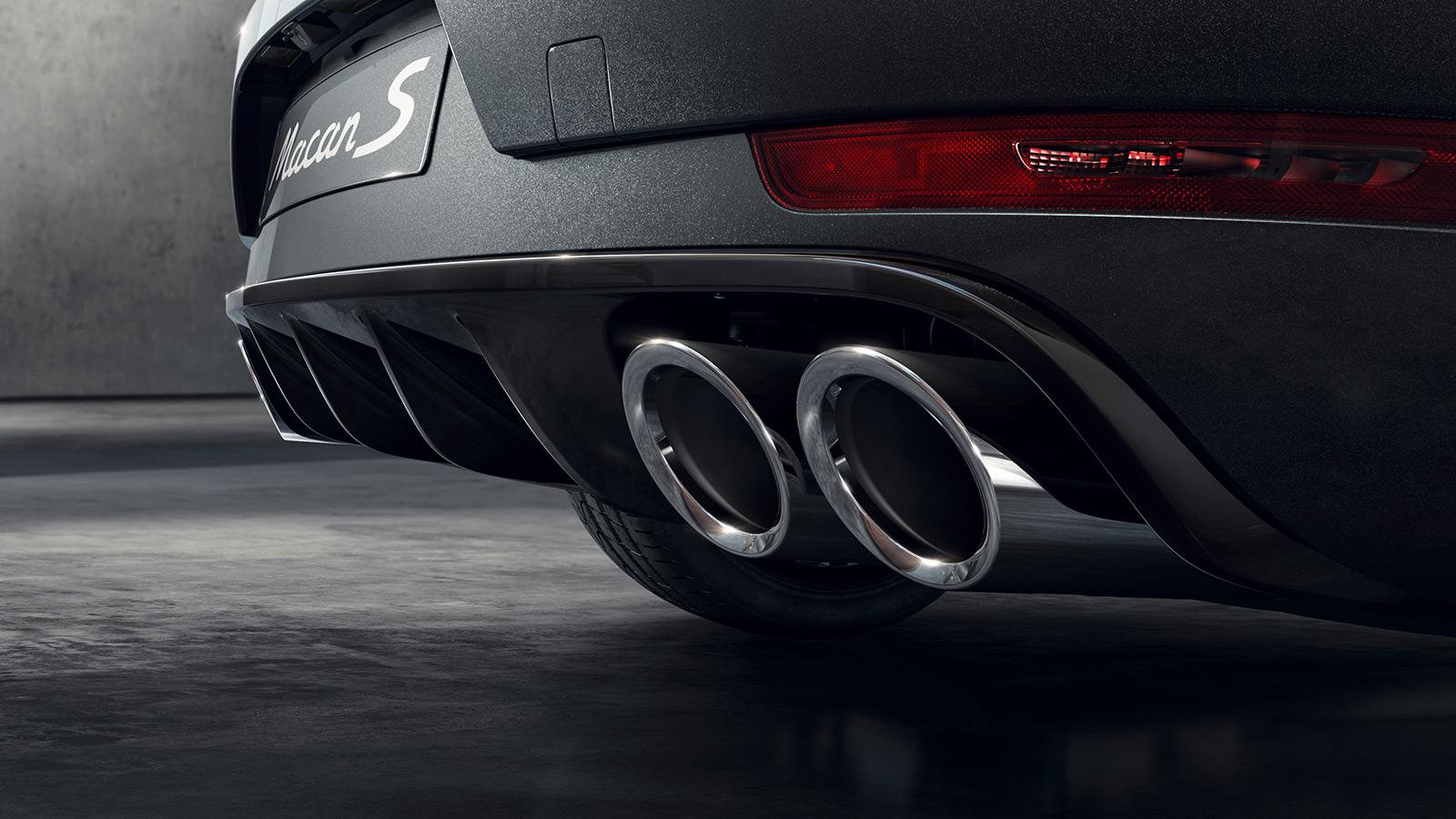 Porsche - Échappements sport et sorties d'échappement sport