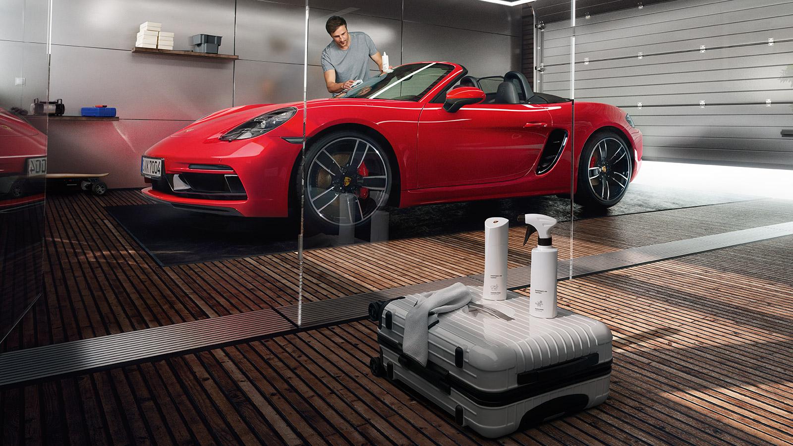 Porsche - Car care