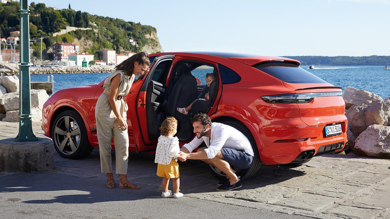 Porsche - Asientos infantiles