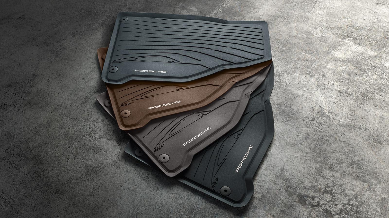 Porsche - Floor mats