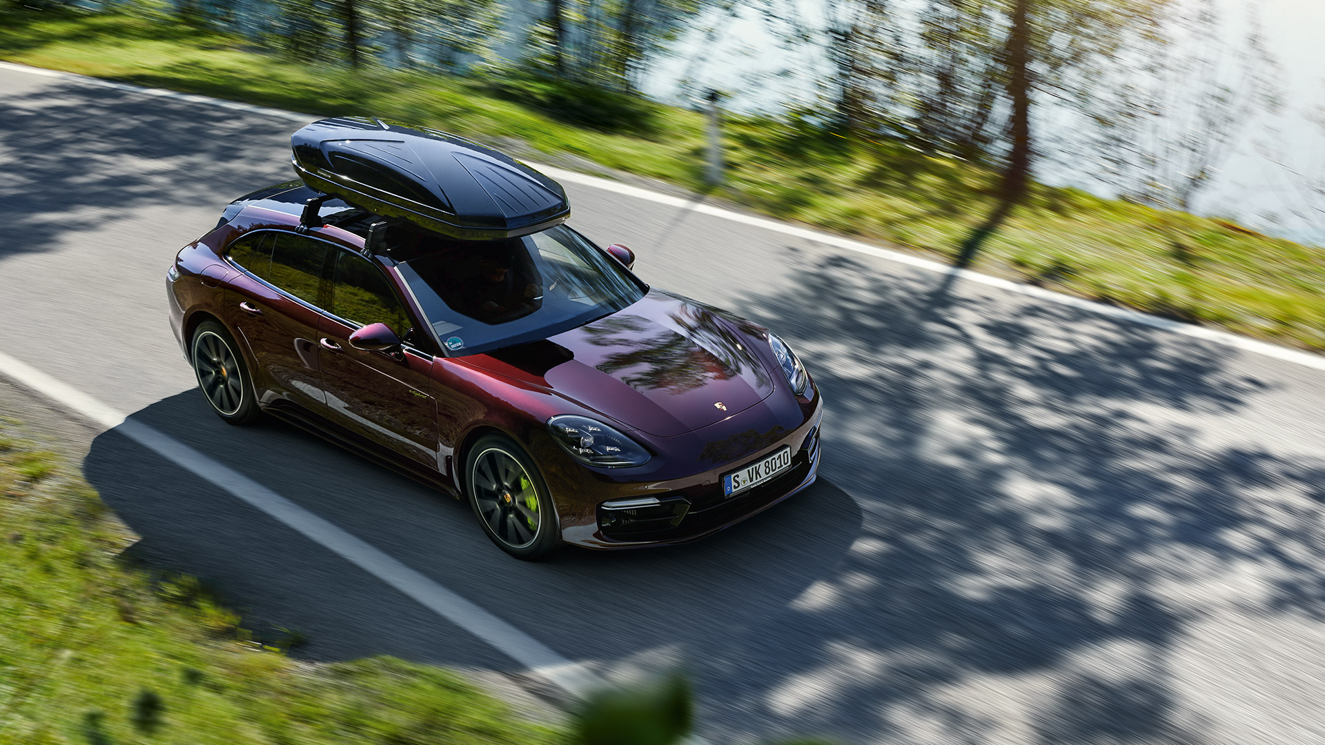 Porsche - Box tetto