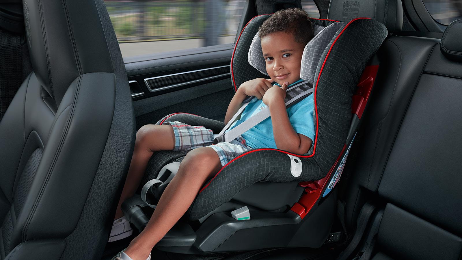Porsche - Sièges enfant
