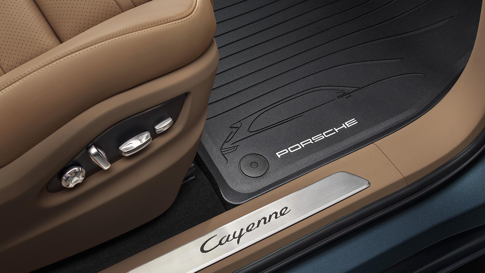 Porsche - Interieur