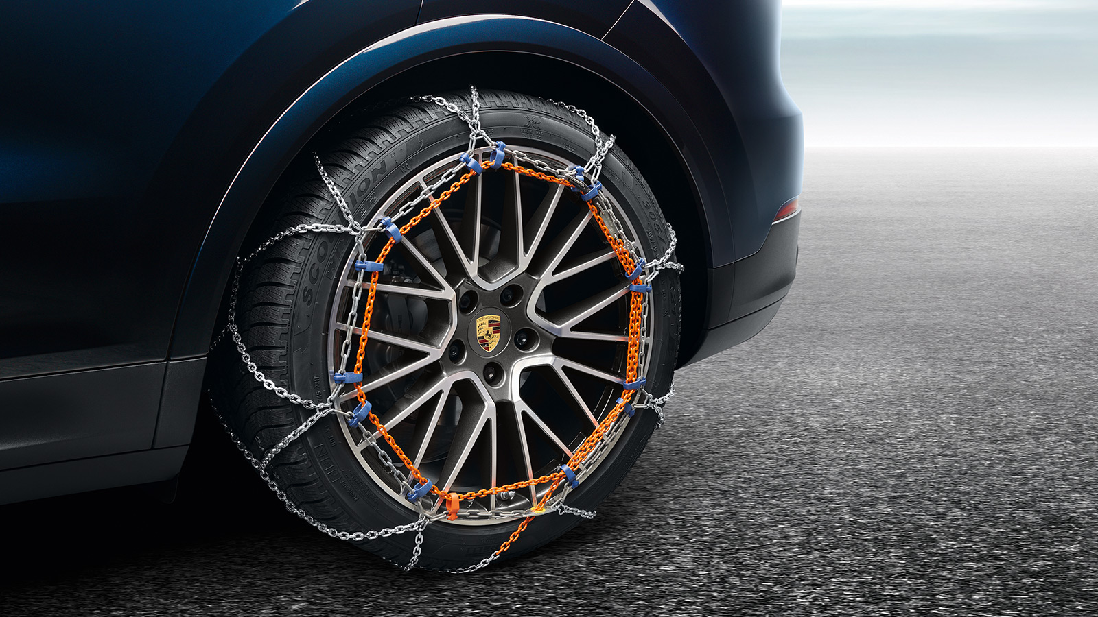 Porsche - Wheels and wheel accessories