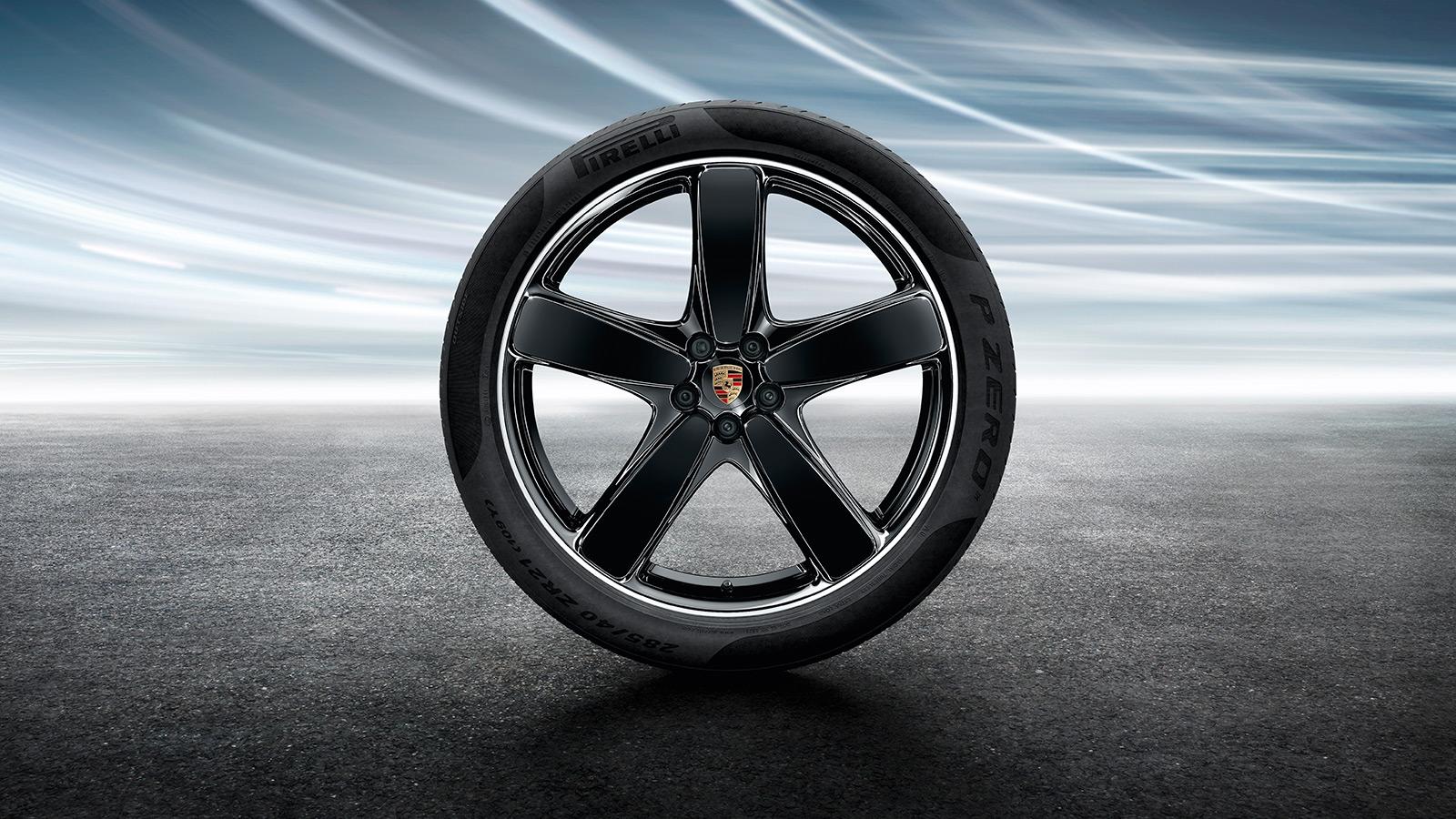 Porsche - Rodas e acessórios para rodas