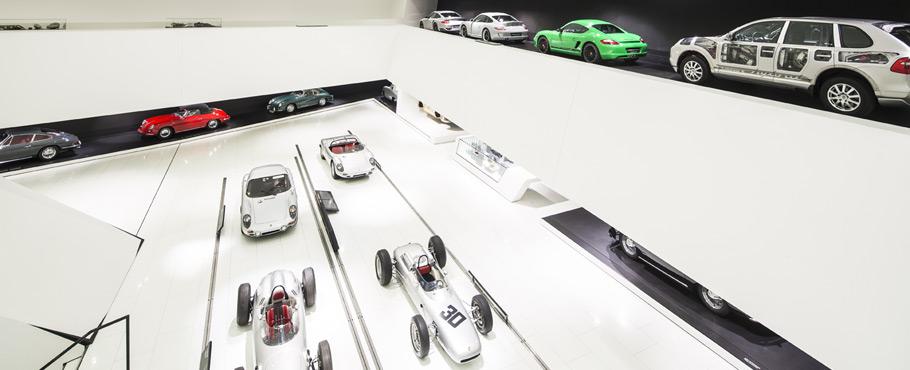 The Porsche Museum