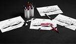 Porsche Kids Corner -  Kleurplaat