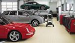 Porsche Service -  Garantie