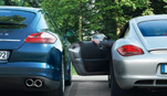Porsche Service producten - Vervangend vervoer