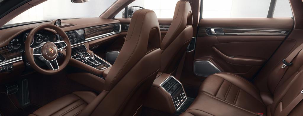 Seats Comfort Audio Panamera 4 E Hybrid Sport Turismo Dr Ing H C F Porsche Ag