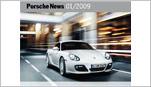 Porsche News Brochure -  News 01/2009
