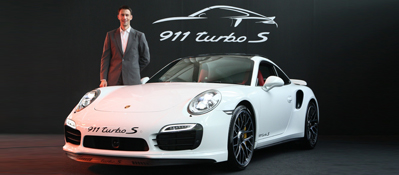 Porsche Malaysia Launch Of The New 911 Turbo S In Malaysia