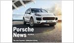 Porsche News Brochure -  News 03/2014