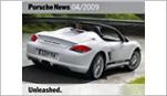 Porsche News Brochure -  News 04/2009