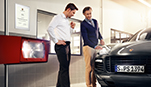 Porsche Service -  Service Care