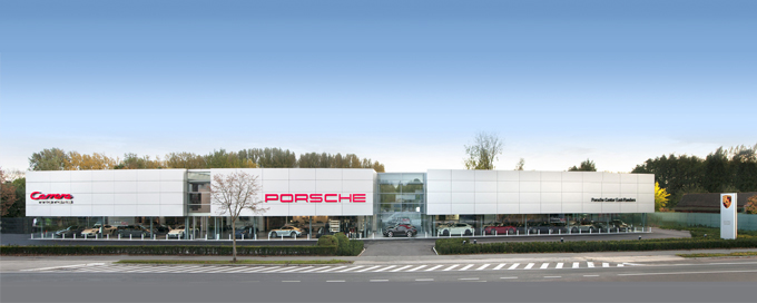 Carrera Motors | Porsche Centre East-Flanders
