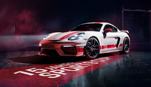 Porsche Aktuelles - 718 Cayman GT4 Sports Cup Edition