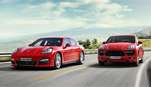 Porsche Услуги и Сервис - Корпоративные продажи