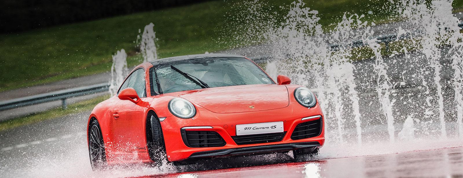 Porsche 911 Driving Experience Courses Driving