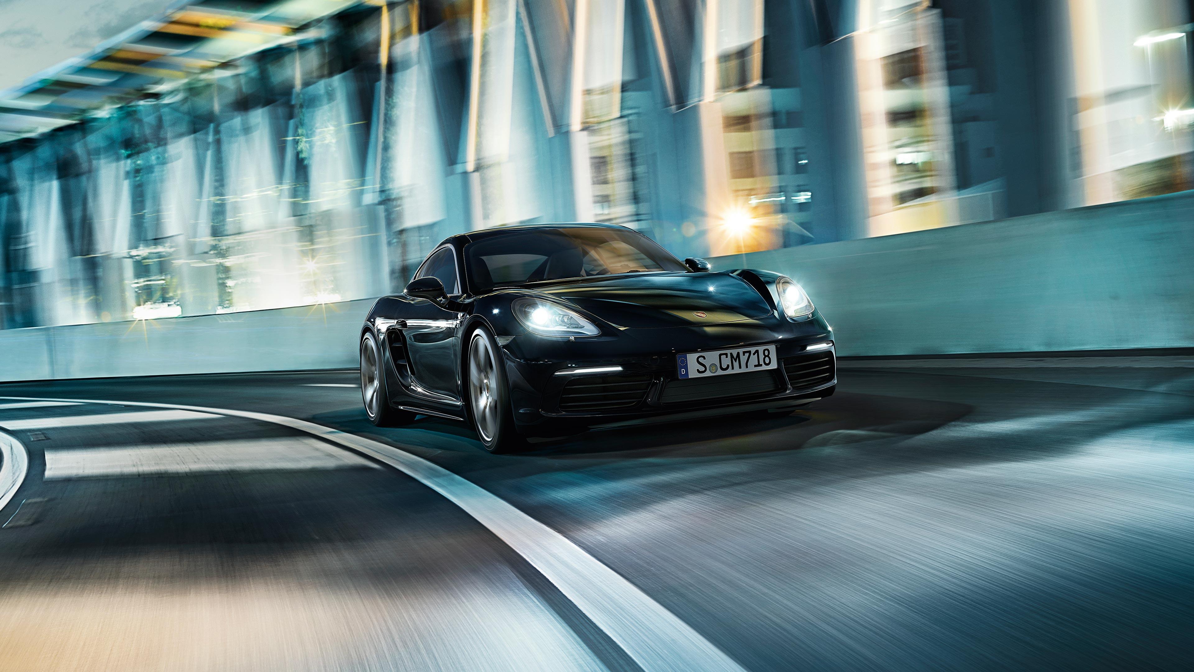 Porsche 718 Cayman S , Porsche USA