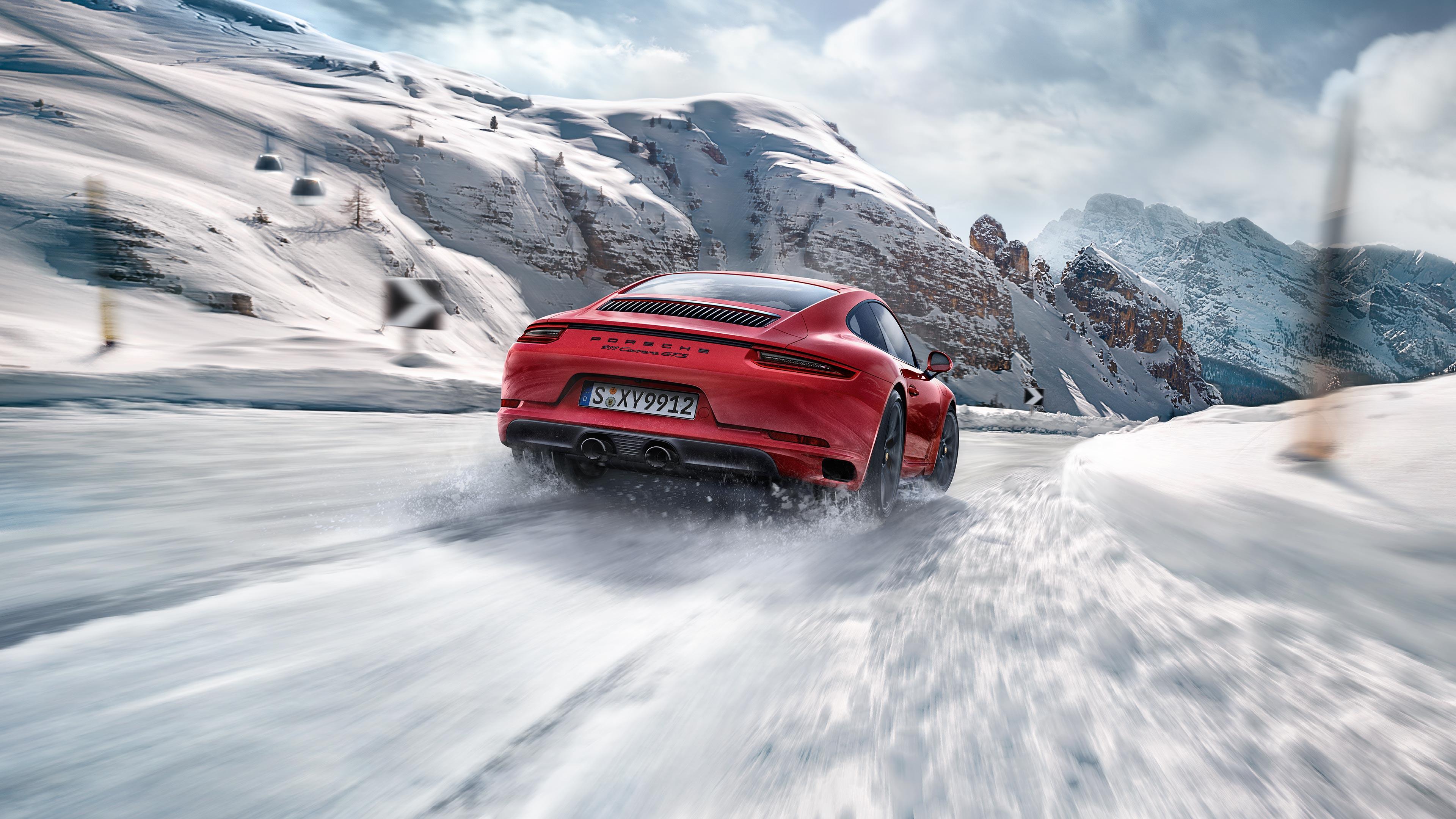 Porsche 911 Carrera 4 Gts Porsche Usa