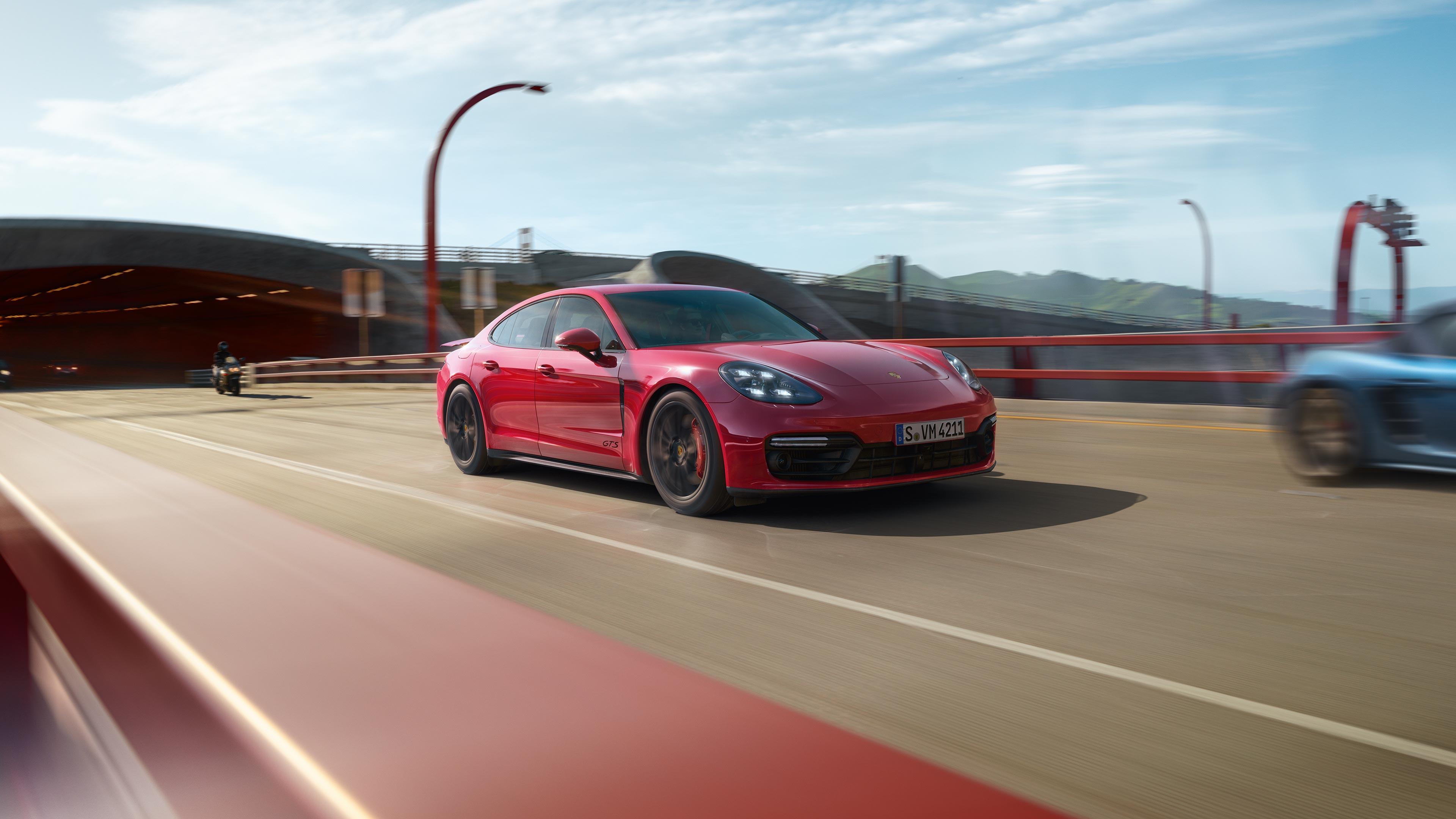 Porsche Panamera Gts Porsche Usa