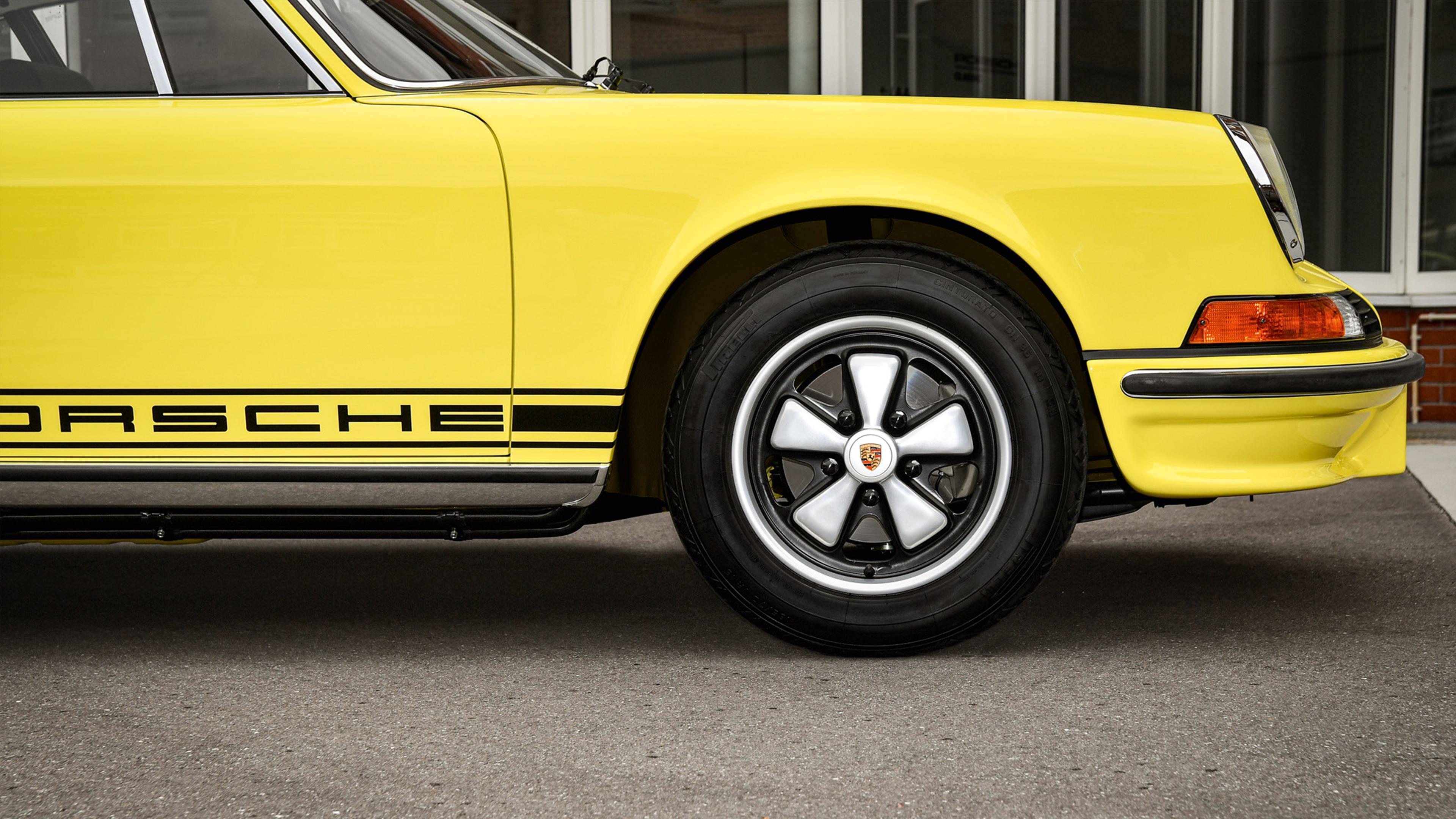 Information About Your Classic Porsche Porsche Classic Porsche Usa
