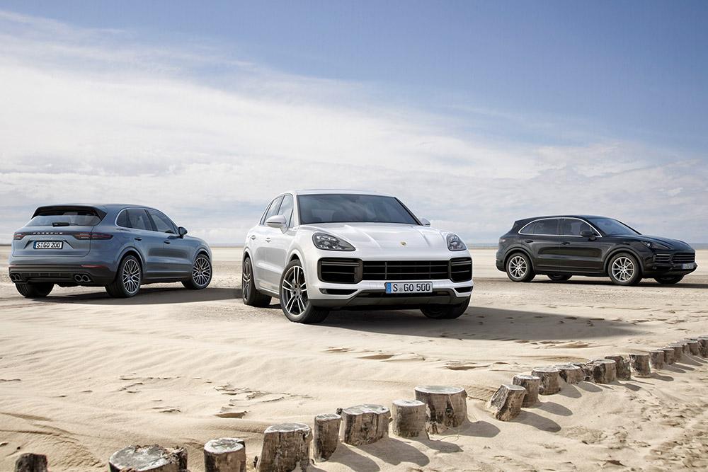 Porsche Press Release Database The New Porsche Cayenne Australian Pricing And Specification Announced Porsche Australia