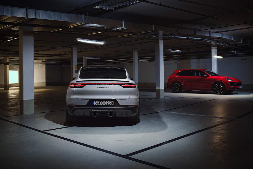 Porsche Cars Canada Ltd The New 2021 Cayenne Gts Models Mark The Return Of The V8 Engine Porsche Canada