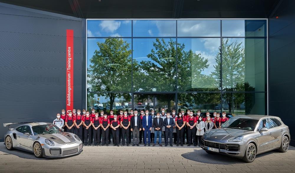 Jobs Karriere Porsche Leipzig Gmbh 8