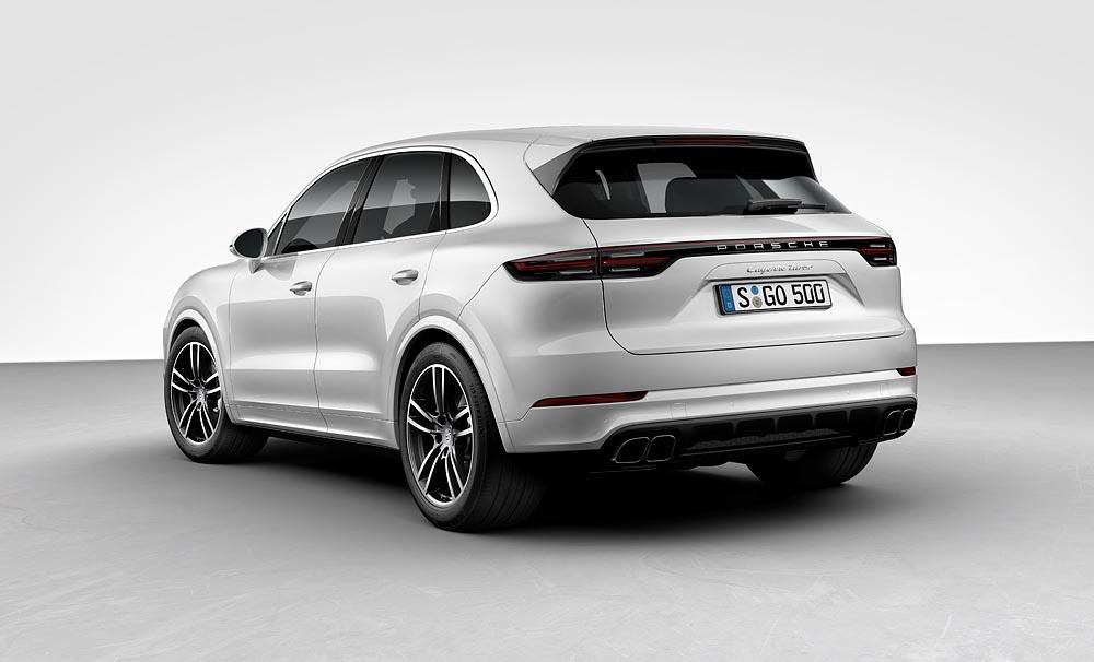 Porsche Driving Experience >> Porsche AG: Even more 911 in an SUV: the new Porsche ...