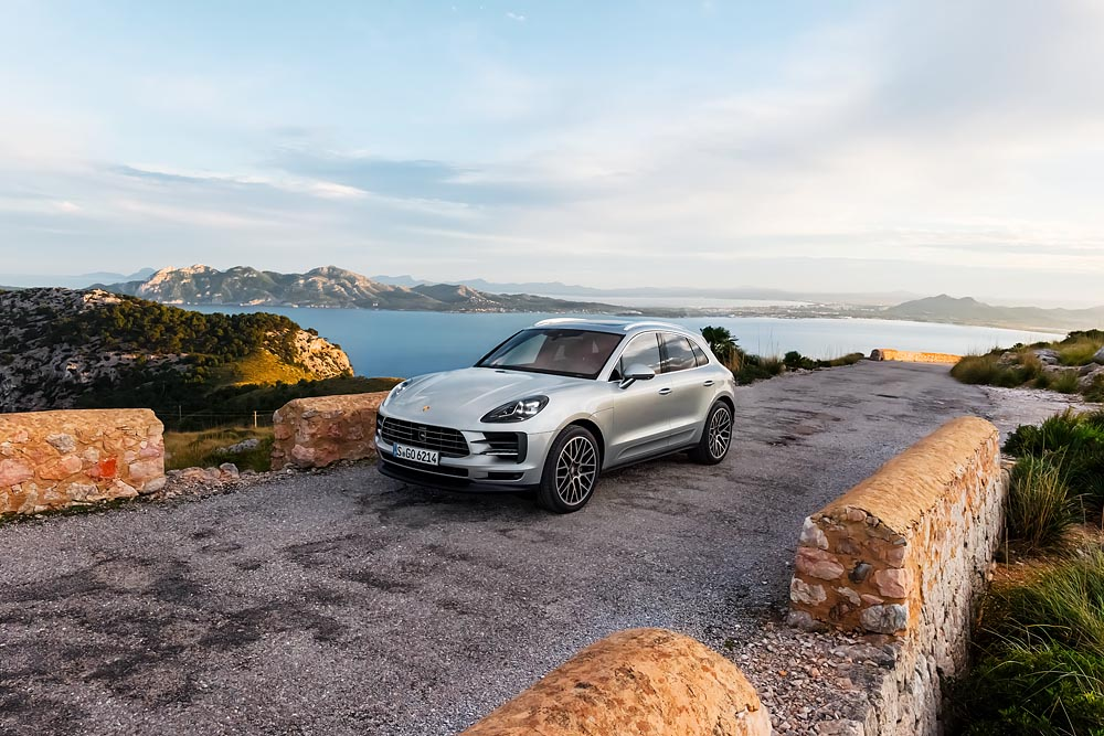 Porsche Ag Porsche Macan S Launches With New V6 Turbo