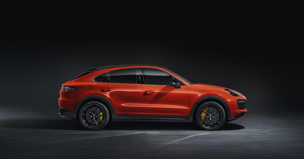 Porsche Press Releases Cayenne Coupé Celebrates Asian