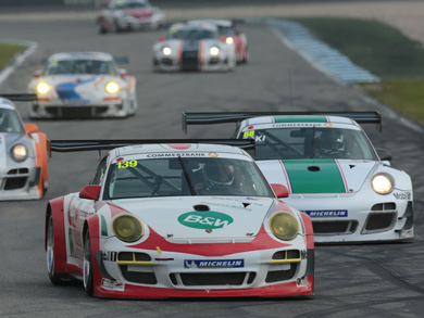 Porsche Super Sports Cup: Heinz-Bert Wolters (139)
