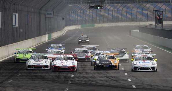 Porsche Sprint Challenge Suisse: GT3 Cup;Lausitzring