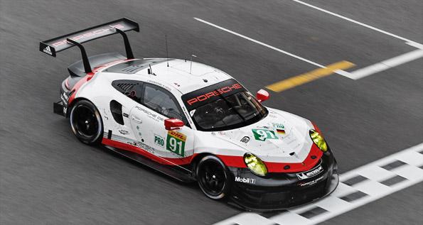 Porsche 911 RSR (91), Porsche GT Team